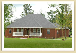 Custom Home Builders In Alabama Montana House Image - Bass Homes, Inc.