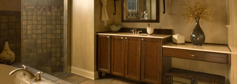 Photo Of Custom Home Bathroom - Bass Homes, Inc.